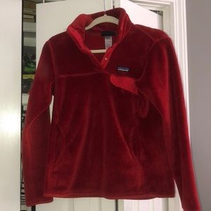 Patagonia 1/4 button up pullover